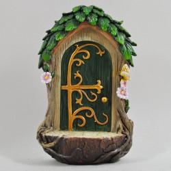 Fairy door (XL) Hangdeur met patio