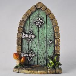 Fairy door (small) gewelfde deur