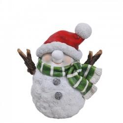 Vrolijke sneeuwman