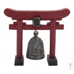 Tempel gong