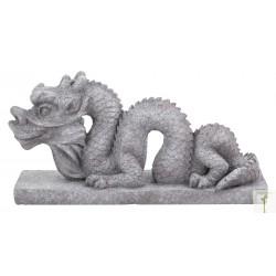 Draken standbeeld