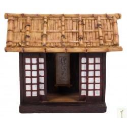 Rust huis (Japanse tuinen)