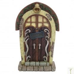 Fairy door (L) Welkom met dubbele deur