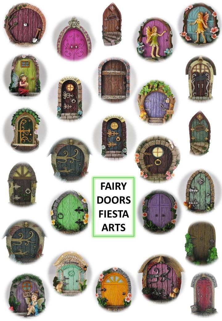 Fairydoors Fiesta Arts