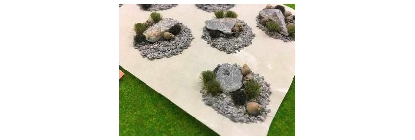 Base toppers