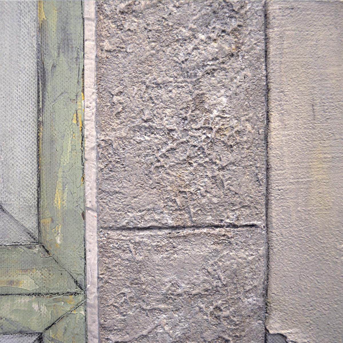 betonpasta close up