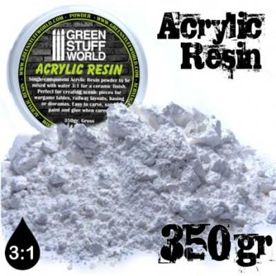 Acryl resin 350gr