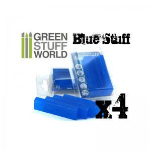 Blue Stuff - herbruikbare mallen maker 4 sticks