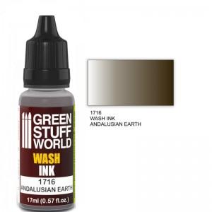 Wash Ink bruin
