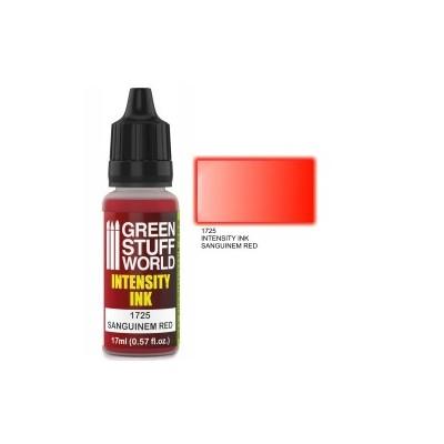 Intensity Ink Sanquinem Red (rood)