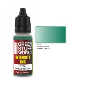 Intensity Ink Viridis Green (groen)
