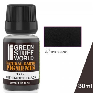 Pigment Anthracite Black (zwart)(30ml)