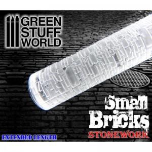 Rolling pin Small Bricks - figuur roller Kleine stenen