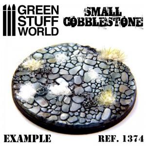 Rolling pin Small Cobblestone - figuur roller Kleine Keien