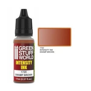 Intensity Ink Swamp brown (bruin)