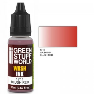 Wash Ink (rood) Blush Red