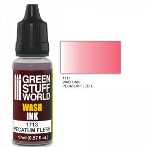 Wash Ink (rood) Pecatum Flesh
