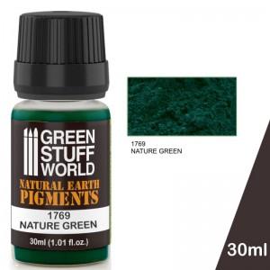 Pigment Nature Green (groen) (30ml)