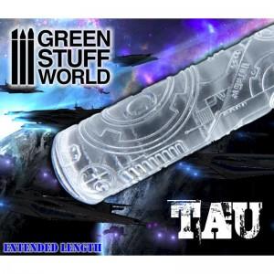 Rolling pin T'au (Tau) - figuur roller T'au (Warhammer)