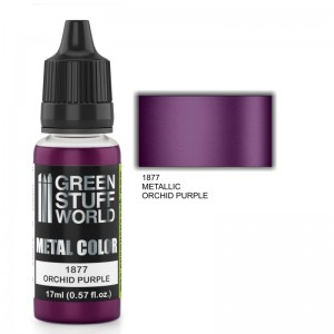 Metallic verf Orchid Purple