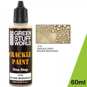 Crackle paint - craquelé verf Mojave mudcrack 60ml