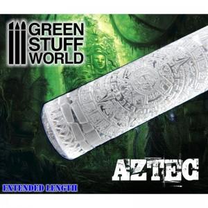 Rolling pin Aztec - figuur roller Azteeks