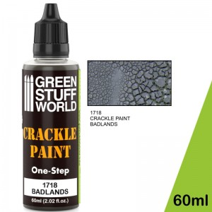 Crackle paint - craquelé verf Badlands 60ml