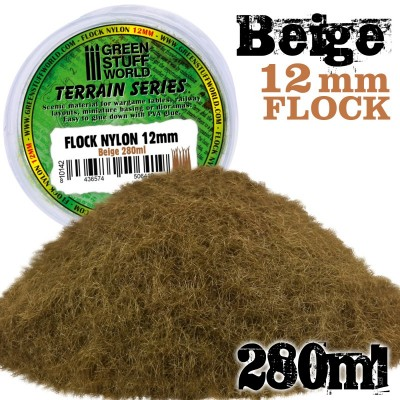 Static grass Forest green - Bos 12mm - 280ml