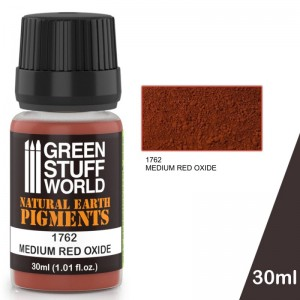 Pigment Medium Red Oxide (rood) (30ml)