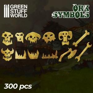 Ork Runes and Symbols - Orcs runen&symbolen