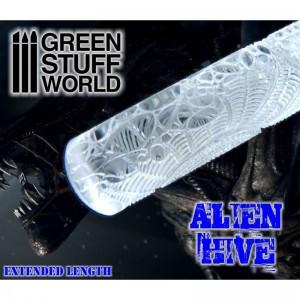 Rolling pin Alien Hive - figuur roller Alien Hive