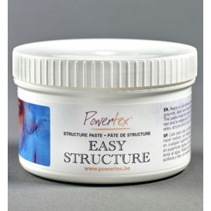 Powertex Easy Structure Wit 400g