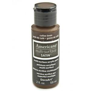 Coffee bean Americana Multi-Surface Satins 59ml
