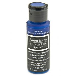 True Blue Americana Multi-Surface Satins 59ml