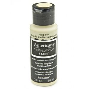 Vanilla Shake Americana Multi-Surface Satins 59ml