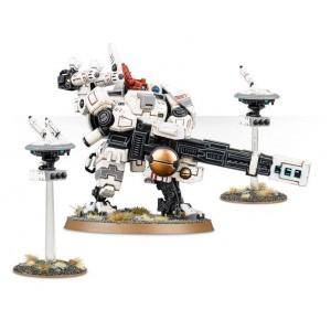 40K Tau Empire XV88 Broadsite Battlesuits