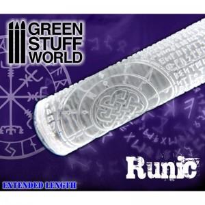 Rolling pin Runic - figuur roller Runen