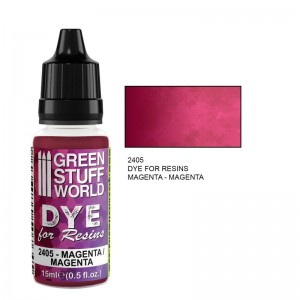 Dye for resin Magenta - Magenta kleurstof voor resin&epoxy 15ml