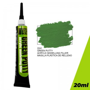Green Putty - 20ml