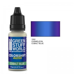 Cobalt Blue 1552 - Chameleon - Colorshift 17ml