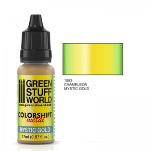 Mystic Gold 1553 Chameleon - Colorshift 17ml