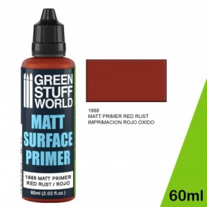 Red Matt Surface Primer 60ml