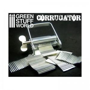 Corrugator / Golfplaat maker