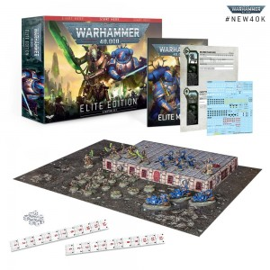 40K Elite Edition 9th edition