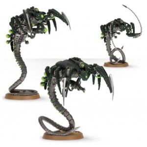 40K (new) Necrons Canoptek Wraiths