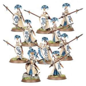 Age of Sigmar Vanari Auralan Wardens (Lumineth)