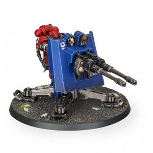 40K Space marines firestrike servo-turret