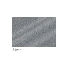 Multi Surface Satin Metallics Silver