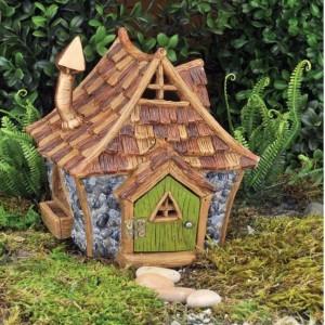 Cottage (Dakspaandorp)