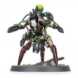 40K Necrons Hexmark destroyer